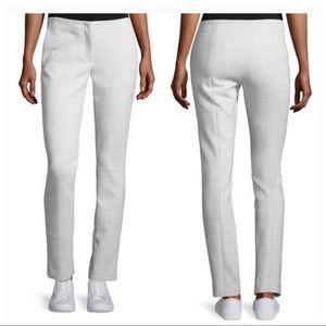 NWT! Theory Tenneyson Pioneer Pant  Grey Melange